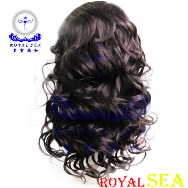 Malaysian Spring Curly Human Hair Machine Made Wigs 8-30inch New Arrival Machine Made Wig Natural Color Glueless Lace Wigs Great Remy Retail
