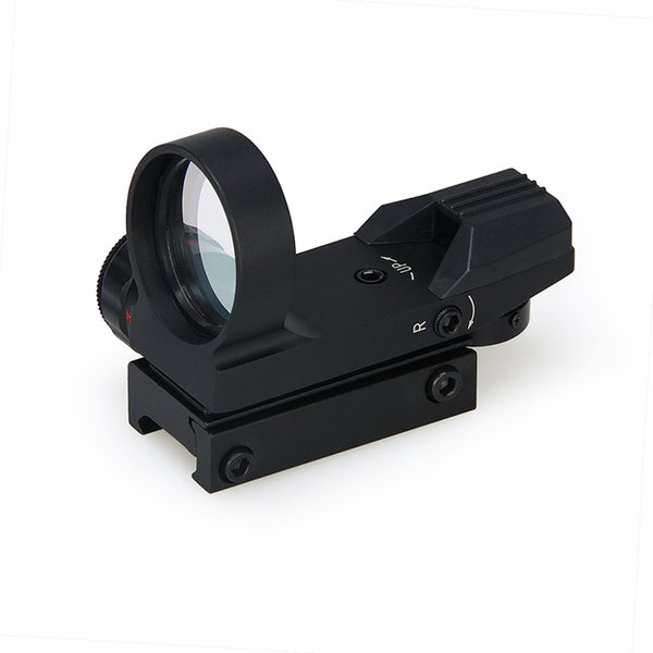 PPT New Arrival Red Dot Scope 4 Reticle Red Dot Scope 22mm Base For Tactical Free Shipping CL2-0098