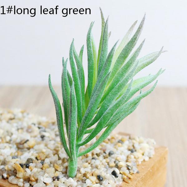 1 folha verde longa