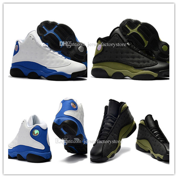 2018 Barato Novo 13 China mens tênis de basquete de alta qualidade ao ar livre calçados esportivos para homens tamanho designer EUA 8-13 Transporte Livre da gota