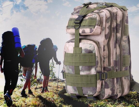 35L Outdoor Hiking Trekking Backpack Camping Travel Waterproof climbing bag durable Mountaineering Knapsack trip gear equipment