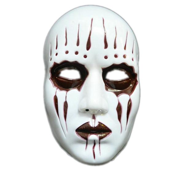 Venta al por mayor Scary Slipknot Joey Máscara de Halloween Casa de la Mascarada Party Props The Movie Theme Same PVC Máscaras Nueva Llegada 10 unids / lote Venta Caliente