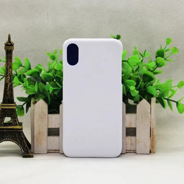 50pcs / lot neues Produkt-freier Raum 3D Sublimations-Handy-Abdeckungs-Fall für iPhone 8 durch DHL-freies Verschiffen