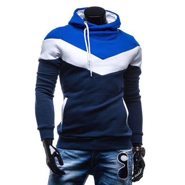 Gros-Sudaderas Hombre 2016 Hommes Hoodies et Sweat-shirts À Capuche Hommes Sportswear Moleton Masculino Poleron Hombre Assassins Creed 803