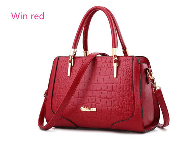 Women Handbags Female Bag Designer Handbags High Quality Pu Soft ...