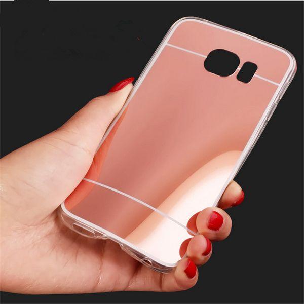samsung s6 phone case rose gold