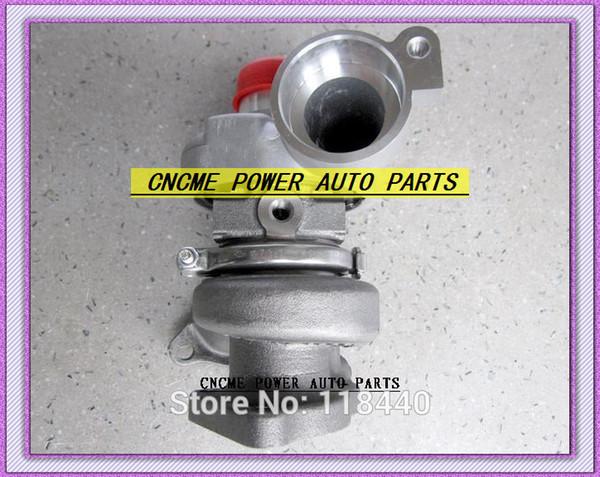 Одним из твин турбо TD04 49177-02400 49177-02410 турбонагнетатель для Мицубиси GTO 3000 т Эклипс Галант 1991-03 6G72 3.0 л 166KW новый