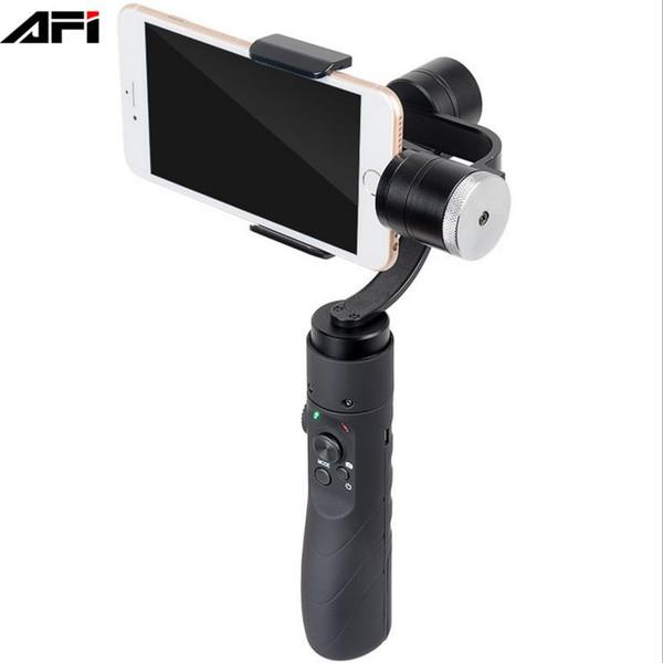 Made in China AFI V3 Handheld 3 Achsen Gimbal Handheld Stabilisator für Telefon Video Action Kamera 3,5 bis 6,1 Zoll Smartphone