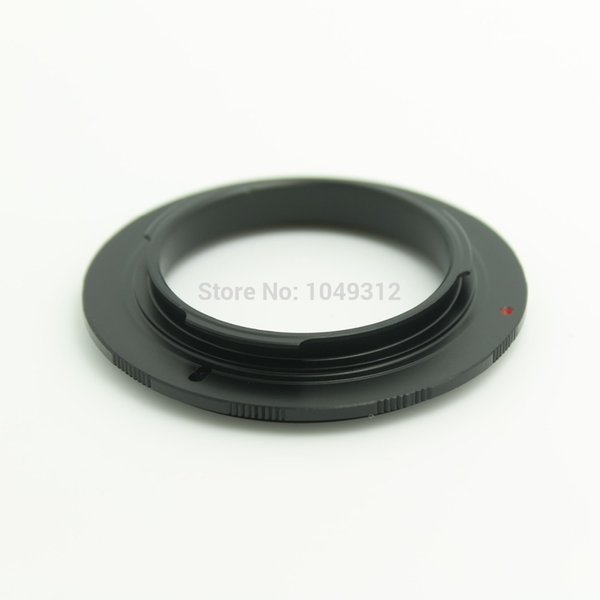 Wholesale- lower price High Quanlity 58mm Macro Reverse lens Adapter Ring for Pentax Mount free shipping