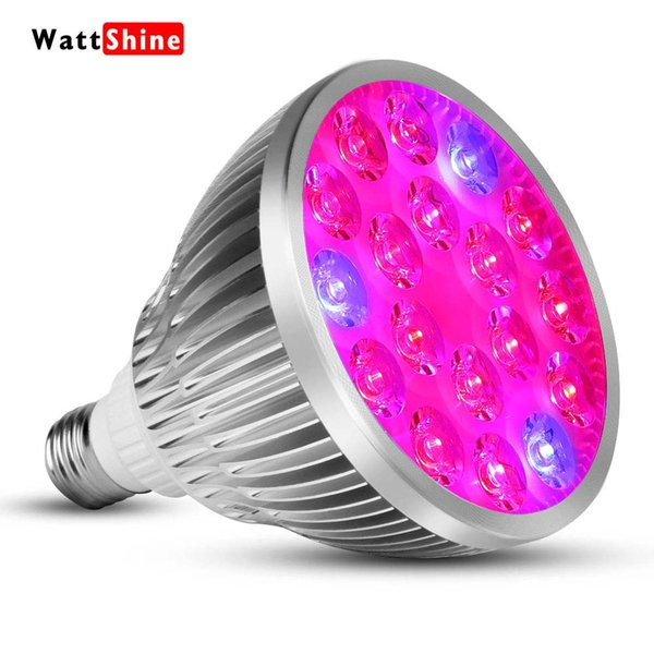 54 W 36 W Işık Büyümek LED Kapalı büyüyen ışıklar Hidroponik bahçe sera bitkileri Için Bitkiler büyüyen bitkiler Sebze Çiçekler