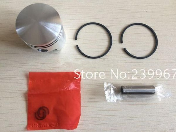 Piston kit for 1E40F-5 40F-5 40-5 engine lawn mower brush cutter free shipping