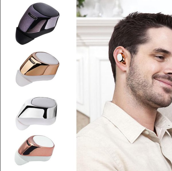 S630 Mini Wireless Bluetooth Freisprecheinrichtung Voice Prompt Single In-Ear Bluetooth Kopfhörer Ohrhörer sfor iPhone 6 7 Samsung Galaxy S7 VS S530