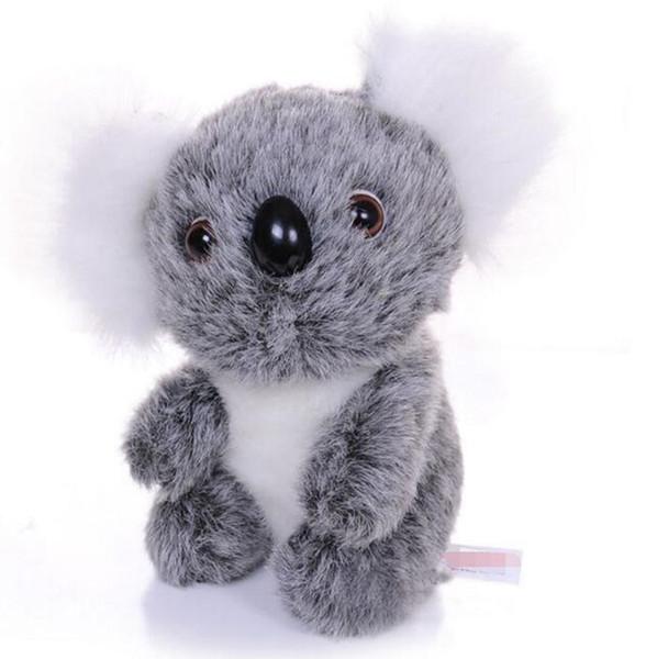 top popular Koala Plush Toy Doll Koala Bear Plush Toys Lovely AU Koala Bear Doll Baby Toys Kids Educational Toys DHT144 2019
