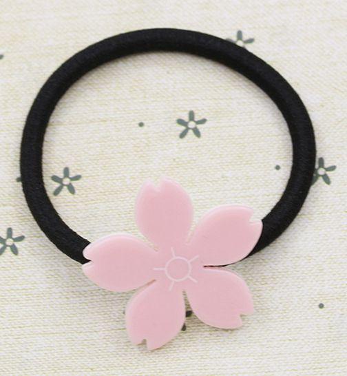 Kirsche blossomhair Kreis