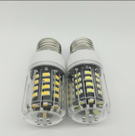 Led Bulb E27 E14 SMD 5736 Corn Lamp No Flicker New Design Bombillas Led For Kitchen Bedroom Lighting 3W 5W 7W12W 15W