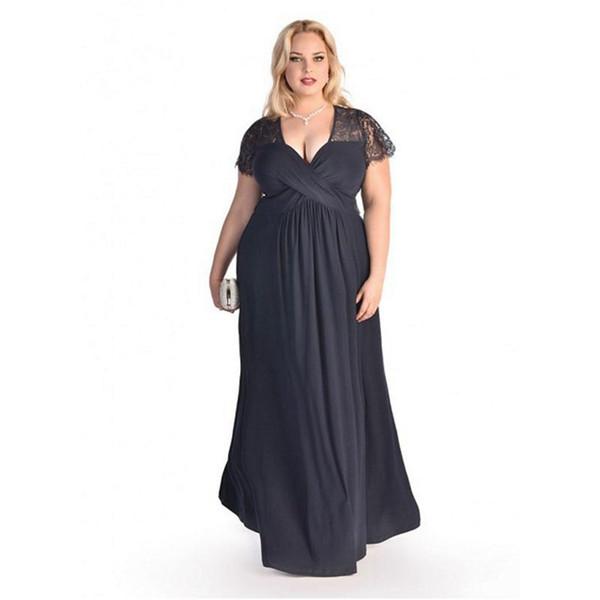 Grunes kleid billig