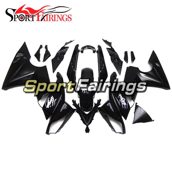 Complete Fairing Kit For Kawasaki ER-6f Ninja 650 ER6f 2009-2011 ABS Plastic Motorcycle Fairing Kit Body Frames Cowlings gloss black New