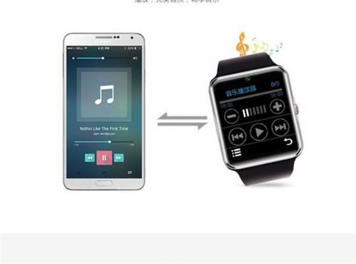 Best Quality Bluetooth Smart Watch GT08 For Android IOS iPhone Wrist Wear Support Sync SIM TF Card Camera Pedometer Sleep Monitoring and ret