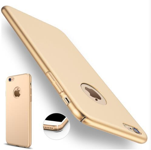 per iphone 7 plus iphone 7 cassa in oro nero lusso posteriore sottile armatura per apple iphone 6 6 s 5 5 s se copertura accessori logo