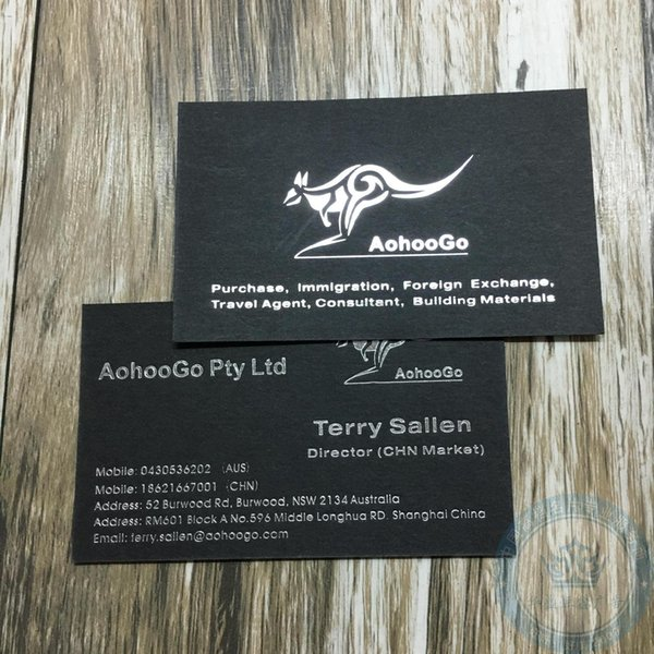 Free designcustom black business cards paper with silver stamping free designcustom black business cards paper with silver stamping glitter luxury business cards printed 200pcs reheart Gallery