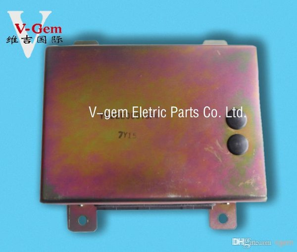 Fast Free shipping! Kobelco SK200-2 display computer board plate YN22E00013F4 -Kobelco SK-2 excavator small controller for monitor