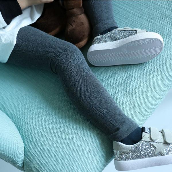 Wholesale High Quality Cute True Colour Cotton stirrup Children Kids Girl Leggings Spring Autumn 3pcs/lot Autumn