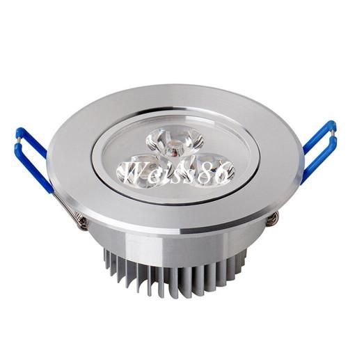 best selling LED Ceiling Downlight 9W 85V-265V Epistar LED Ceiling Lamp Recessed Spot Light for Home illumination Free by DHL FEDEX