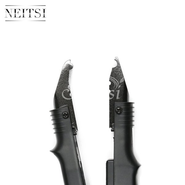 best selling Cheap Neitsi Professional Loof Hair Extension Connector US UK EU Plug Available 25W Black&Pink Color Choices