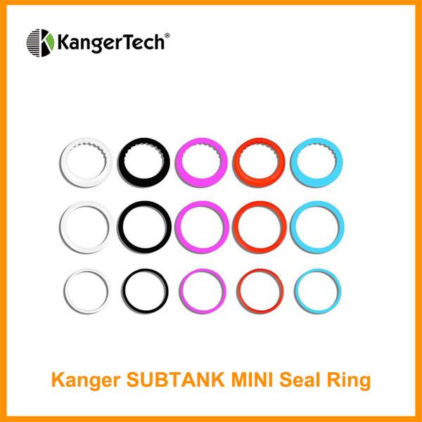 Großhandels- Kangertech Subtank Minidichtungsring 15pcs für Kanger SUBTANK-MINI Räumungs-Zusatz der elektronischen Zigarette