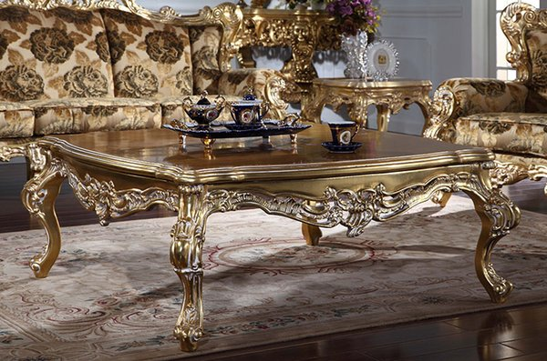 gold leaf gilding table
