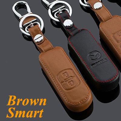 Brown 2 Button Smart