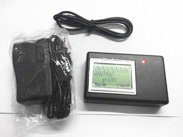 Carcode 1pc Garage Car Radio Transmitter Duplicator 2 in 1 433Mhz 315Mhz Remote Control Receiver Remote Key Code Scanner free