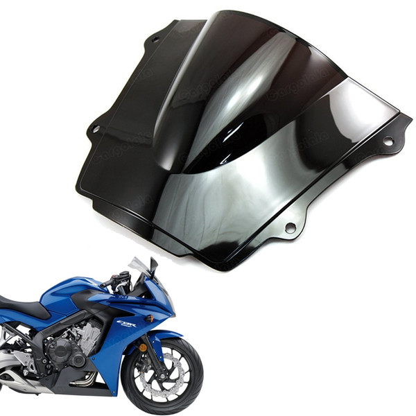 New ABS Motorcycle Windshield Shield For Honda CBR600RR 2013-2015 F5