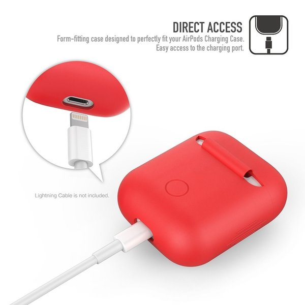 2019 Silicone Airpods Strap Bluetooth Wireless Earphone