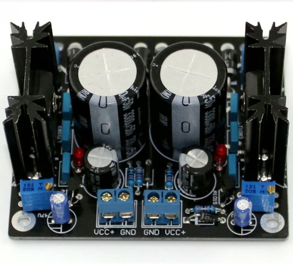 2019 Latest Sliding LT1083 Adjustable Power Power Supply Board HIFI Linear  Power Supply Dual Output From Wonderful_land, $14 82   DHgate Com