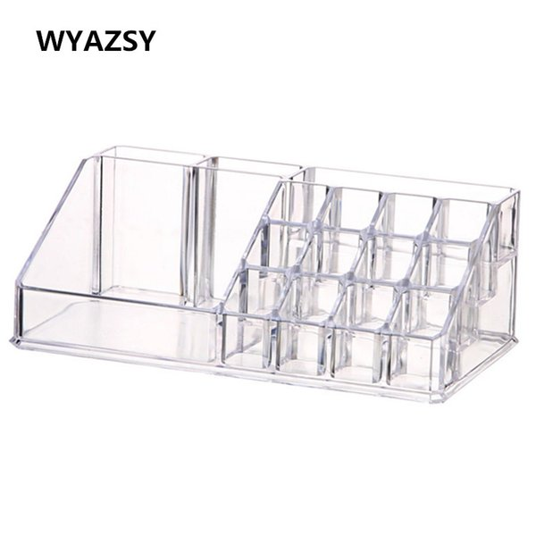 Free Shipping Best Selling Acrylic Cosmetic Organizer Makeup Storage