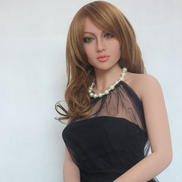 163cm sex doll realistic,pure silicone vagina and breast,real human mannequins,metal skeleton love doll,adult products sex shop,3-holes