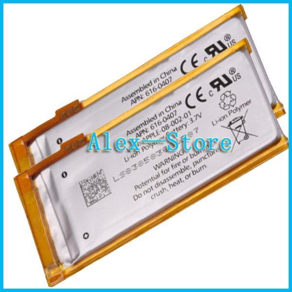 Para ipod nano 4o gen 4g nova bateria de substituição para ipod nano 4o gen 4g bateria frete grátis