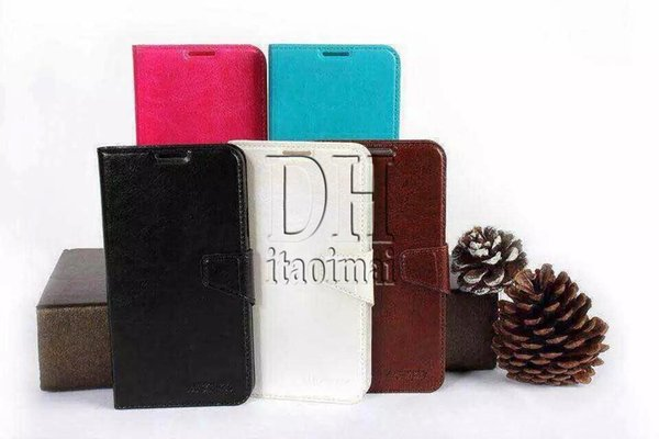 Для iphone 6 6 S / Plus 5 5S PU кожаный бумажник чехол для 6plus Samsung Galaxy S6 edge Plus S5 Note5 DHL
