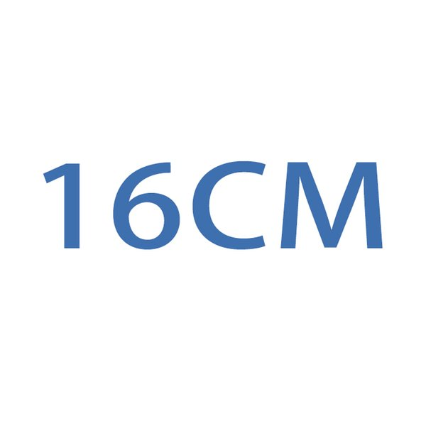 С маркой Hallmark - 16CM