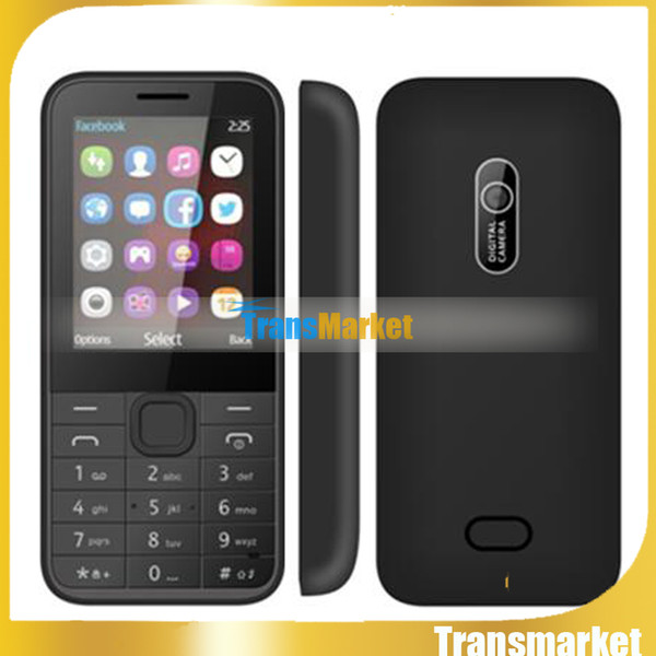 2016 New Fashion W208 2.4 inch mobile phone Dual SIM Bluetooth Unlock cell phones Free Shipping Multi-Color mini cheap phones