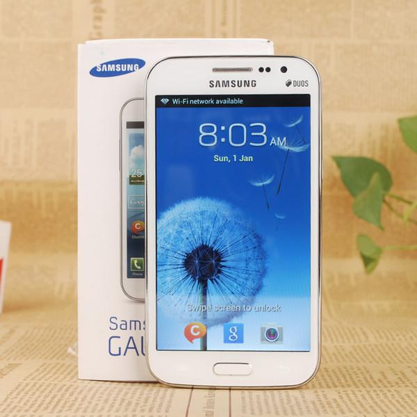 Samsung Galaxy Win I8552 mobile phone Original unlocked i8552 cell phone Quad Core Dual sim 4.7'' 5MP WIFI GPS cell phone