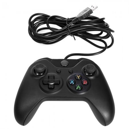 Wired USB Game Controller Gamepad Joystick for XBOX ONE XBOXONE PC Video Games