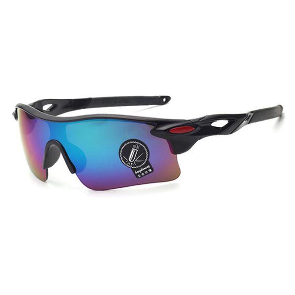 Wholesale-Men Women Cycling glasses UV400 Outdoor Sports Windproof Eyewear Mountain Bike Bicycle Motorcycle Glasses Sunglasses