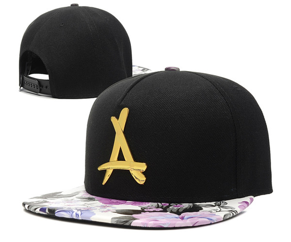 Cheap THA Alumni Snapback Hiphop Iron Hats THA Alumni Iron Fashion Caps Hiphop Adjustable Cap Street Popular