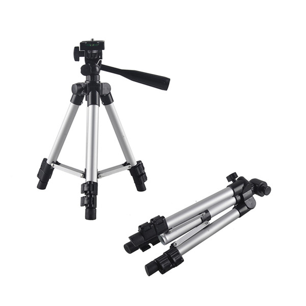 top popular Outdoor Fishing Lamp Bracket Universal Portable Camera Accessories Telescopic Mini Lightweight Tripod Stand Hold Wholesale 2508018 2019