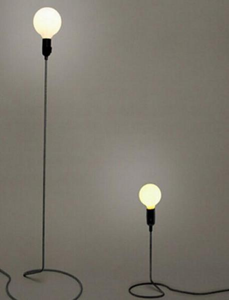 Acheter Loft Minimaliste Moderne Lampadaire Salon Chambre À Coucher Lampe  Décorative Ligne Créative Étude Lampadaire De $80.41 Du Dress_shop | ...