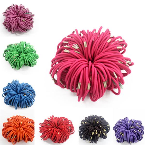 Vente en gros --supply bricolage coiffure fleur boucle bandes de cheveux élastiques matériaux cheveux corde pièces pression manuelle bande de cheveux de haute qualité 2756