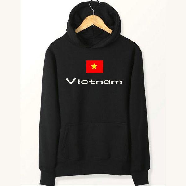 Vietnam flag hoodies Nation boy girl sweat shirts Country fleece clothing Pullover sweatshirts Outdoor sport coat Brushed jackets