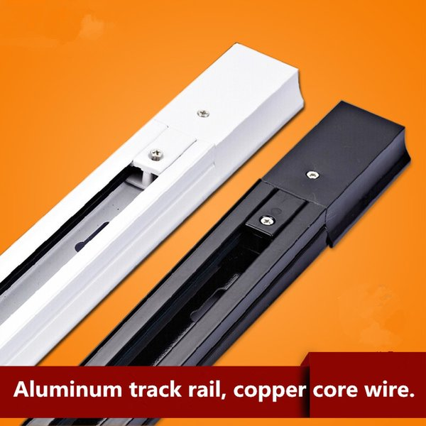 05 meter aluminum track rail accessories for all track light 05 meter aluminum track rail accessories for all track light install integration fixture shopping mall lighting mozeypictures